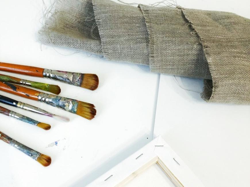 Как выбрать холст для масляной живописи - фото