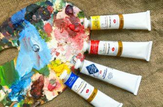 Как выбрать масляные краски для живописи - фото