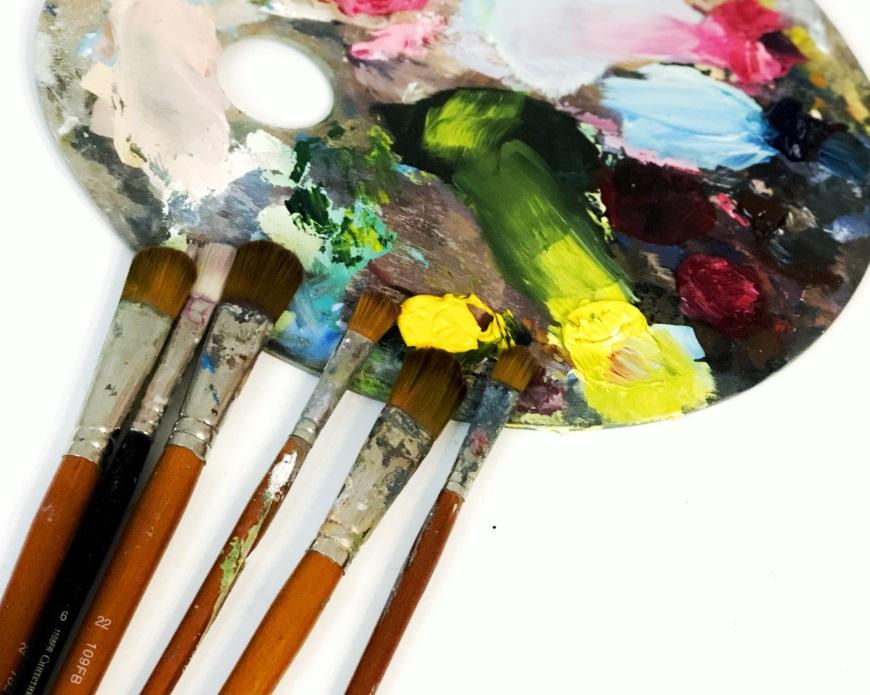 Какие кисти нужны для масляной живописи