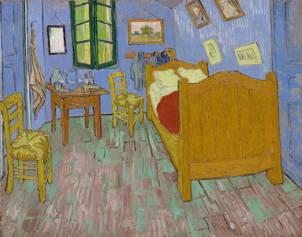 Как найти свой стиль в рисовании - Импрессионизм, Винсент-ван-Гог - фото