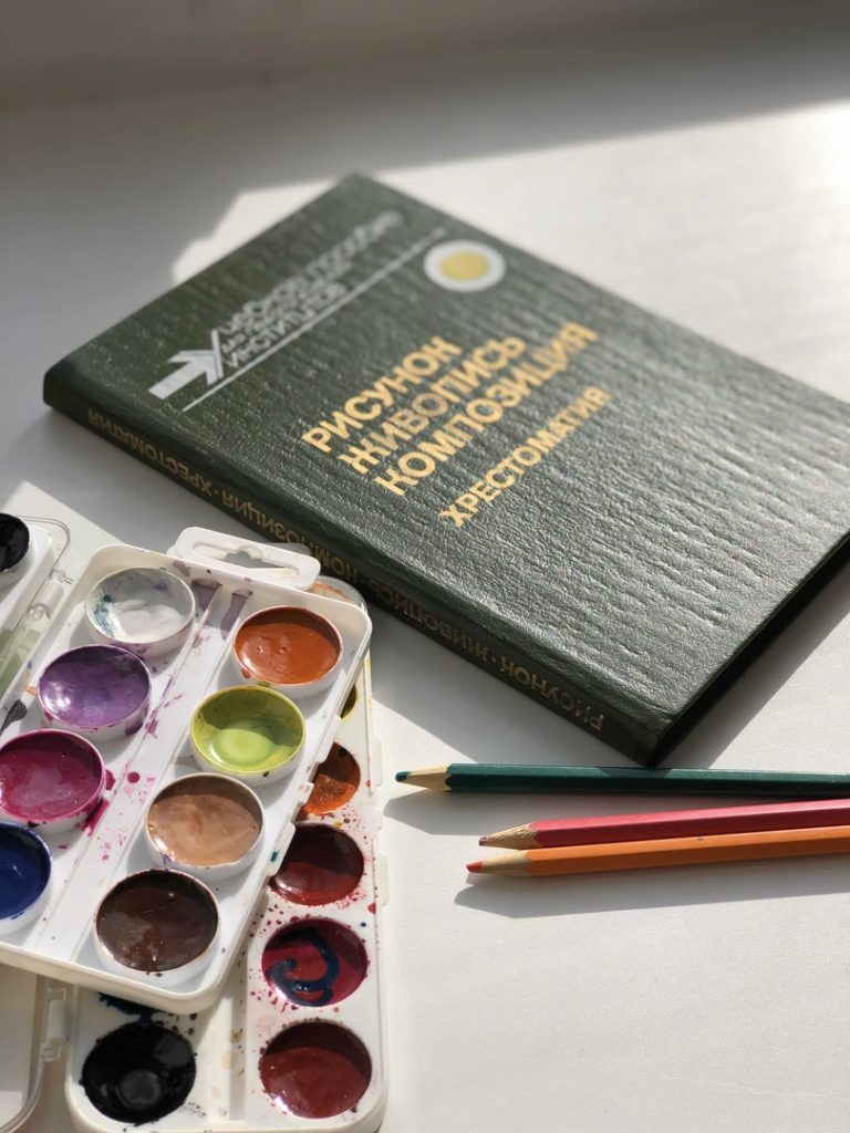 Советы для начинающих художников - теория живописи - фото