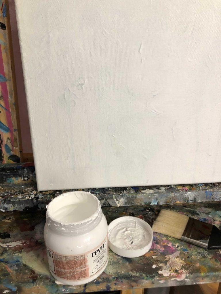 Что нужно для рисования акрилом - фото
