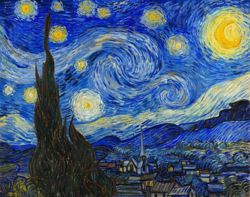 Художественные приемы в живописи - импасто - фото