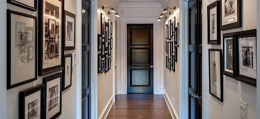 Картины для прихожей в квартире - фото
