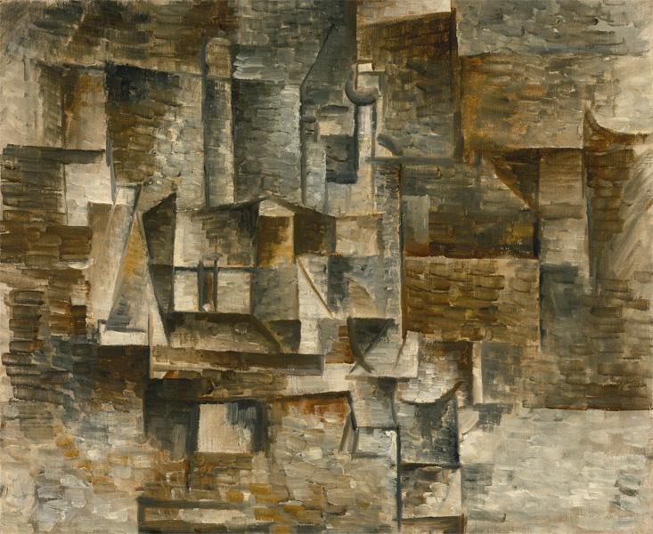 Картины в стиле кубизм - Пабло Пикассо - фото