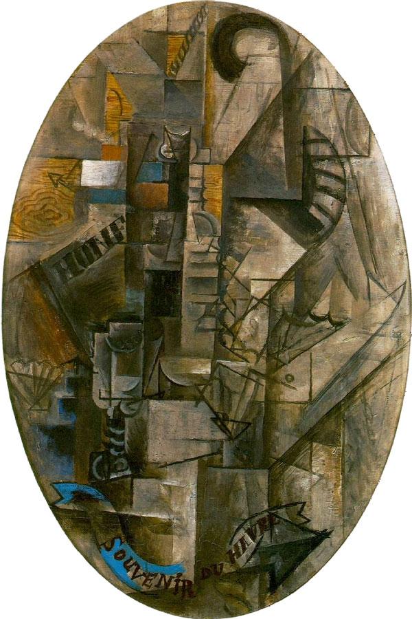 Пабло пикассо картины кубизм - фото