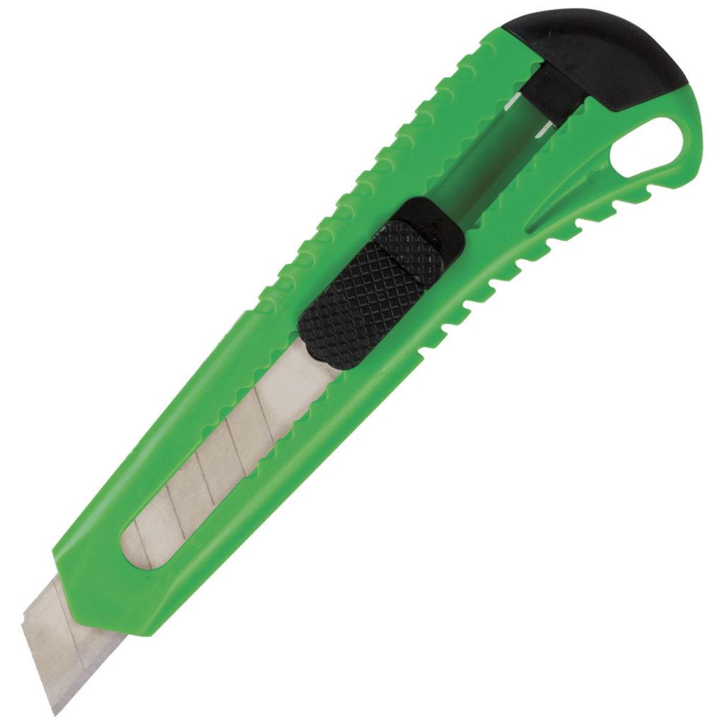Чем лучше точить карандаши - канцелярский нож - фото