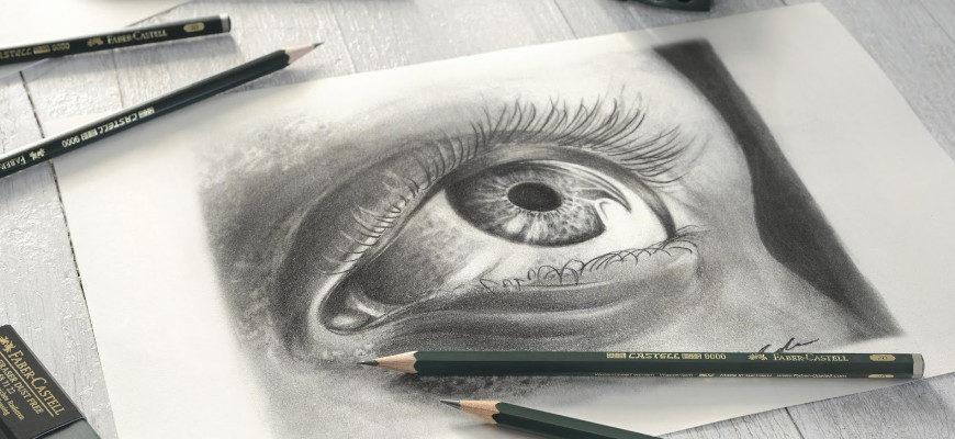 На какой бумаге лучше рисовать карандашом - фото