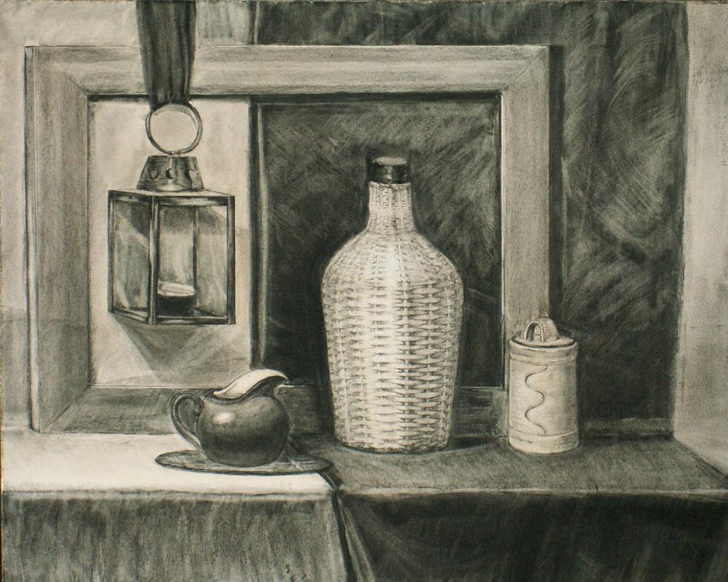 Техника рисования соусом - фото