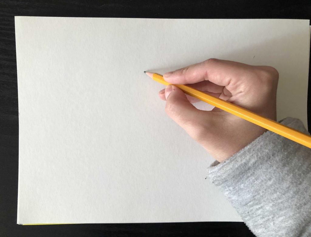 Как научиться рисовать карандашом - 1 способ - фото
