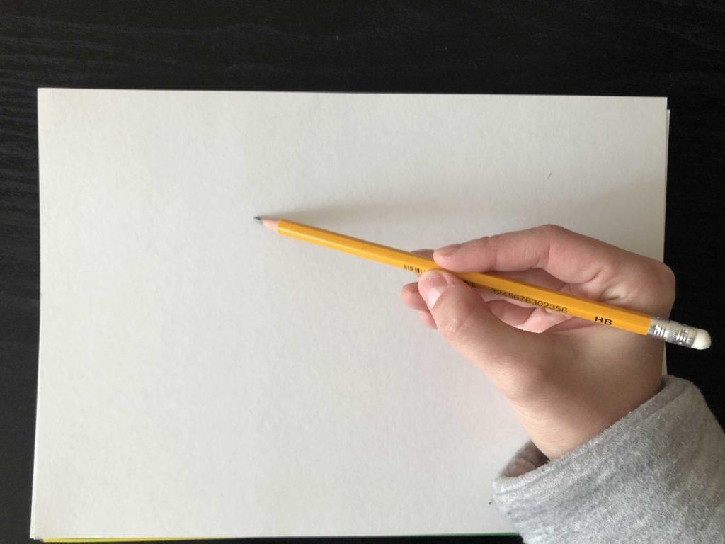Как научиться рисовать карандашом - 2 способ - фото