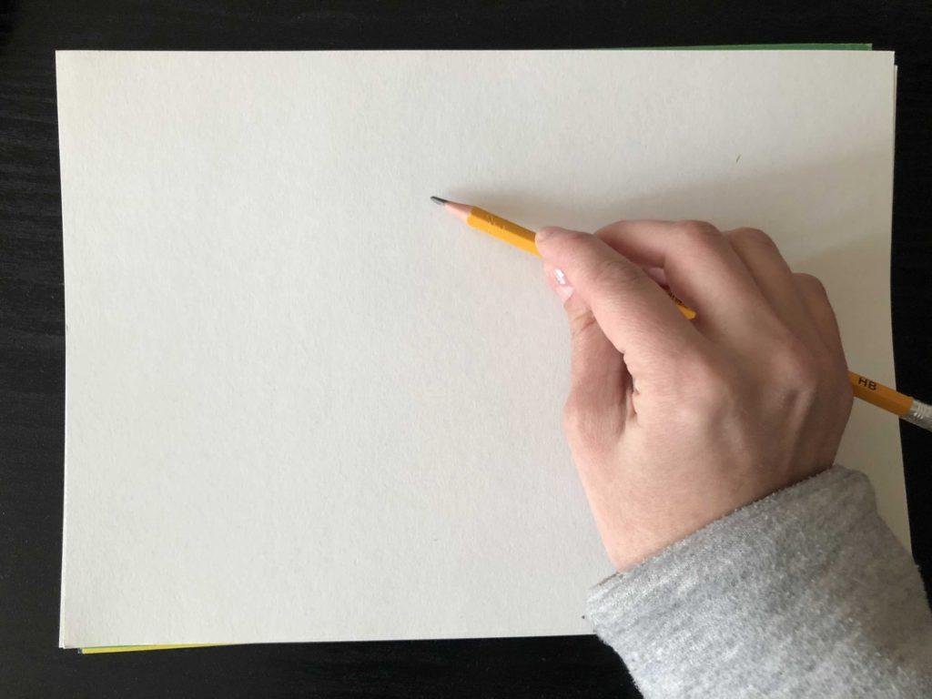 Как научиться рисовать карандашом - 3 способ - фото