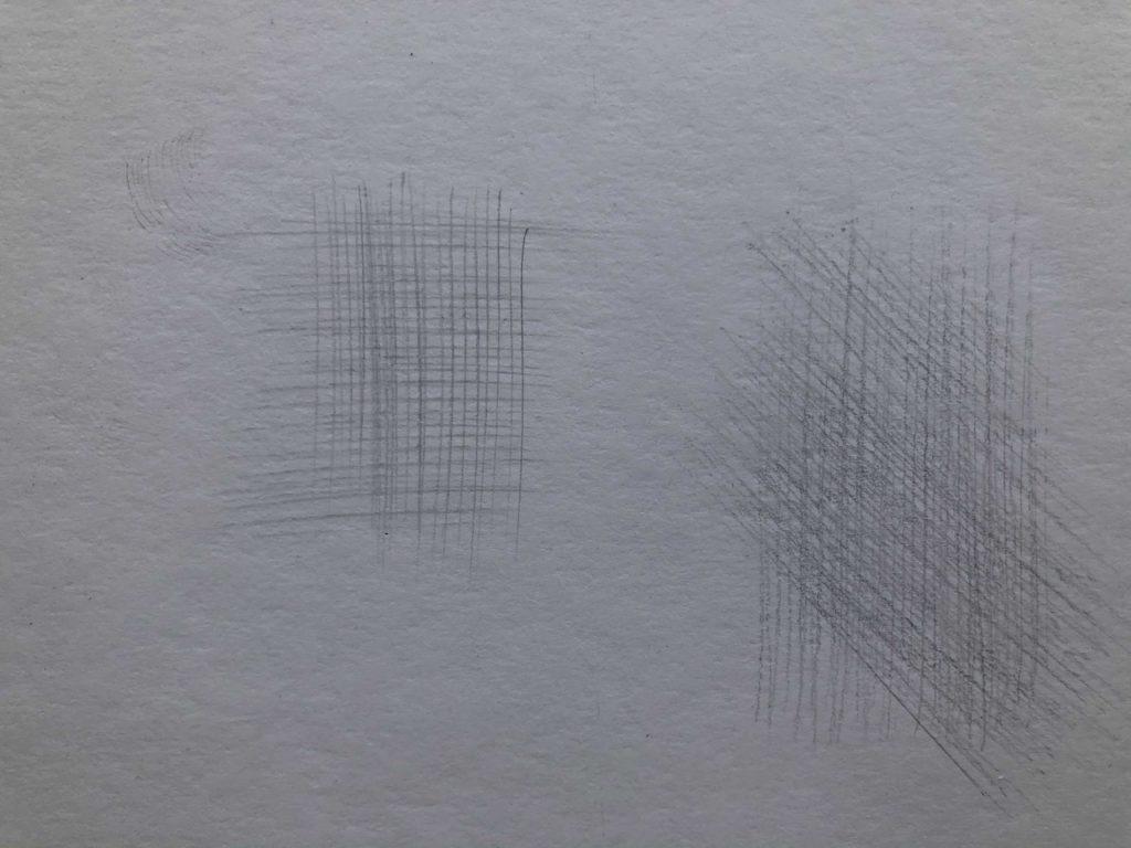Как правильно штриховать рисунок - неправильная и правильная штриховка - фото
