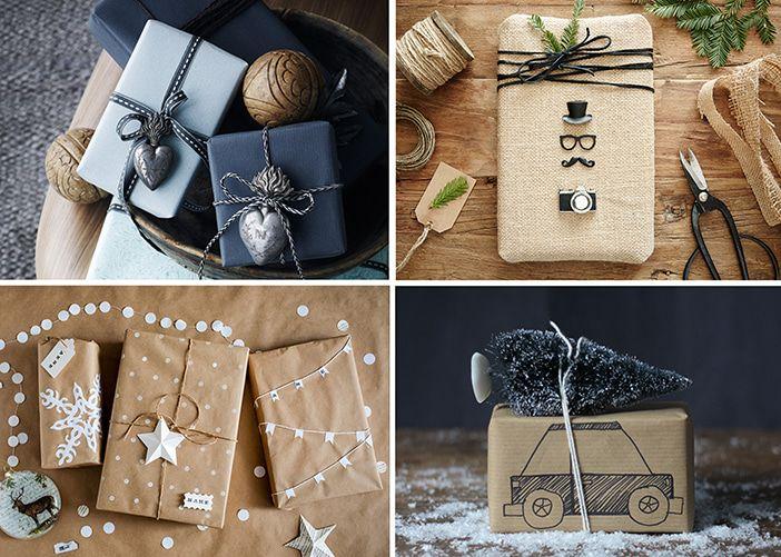 Как упаковать картину в подарочную бумагу - совет 5 - фото