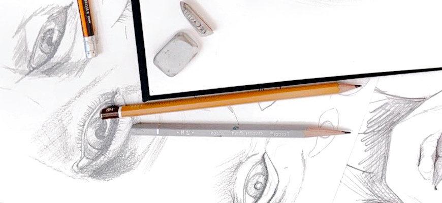 Лайфхаки для рисования карандашом - фото