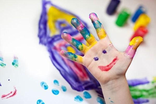 Польза рисования для ребенка - фото