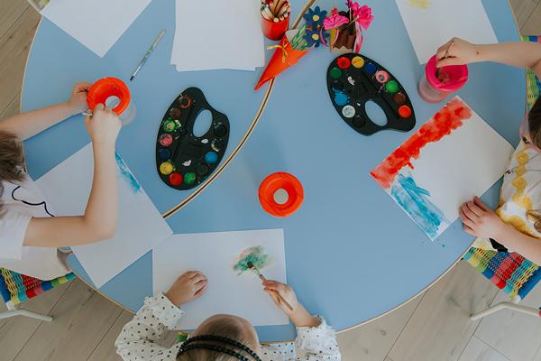Польза рисования для ребенка - развитие эстетического вкуса - фото
