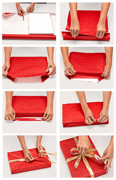 Упаковка картин своими руками - 2 способ - фото