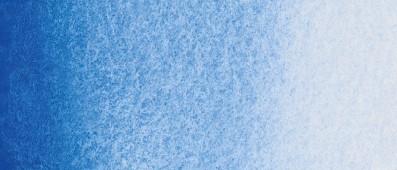 Из чего делают акварельные краски - синий цвет - фото