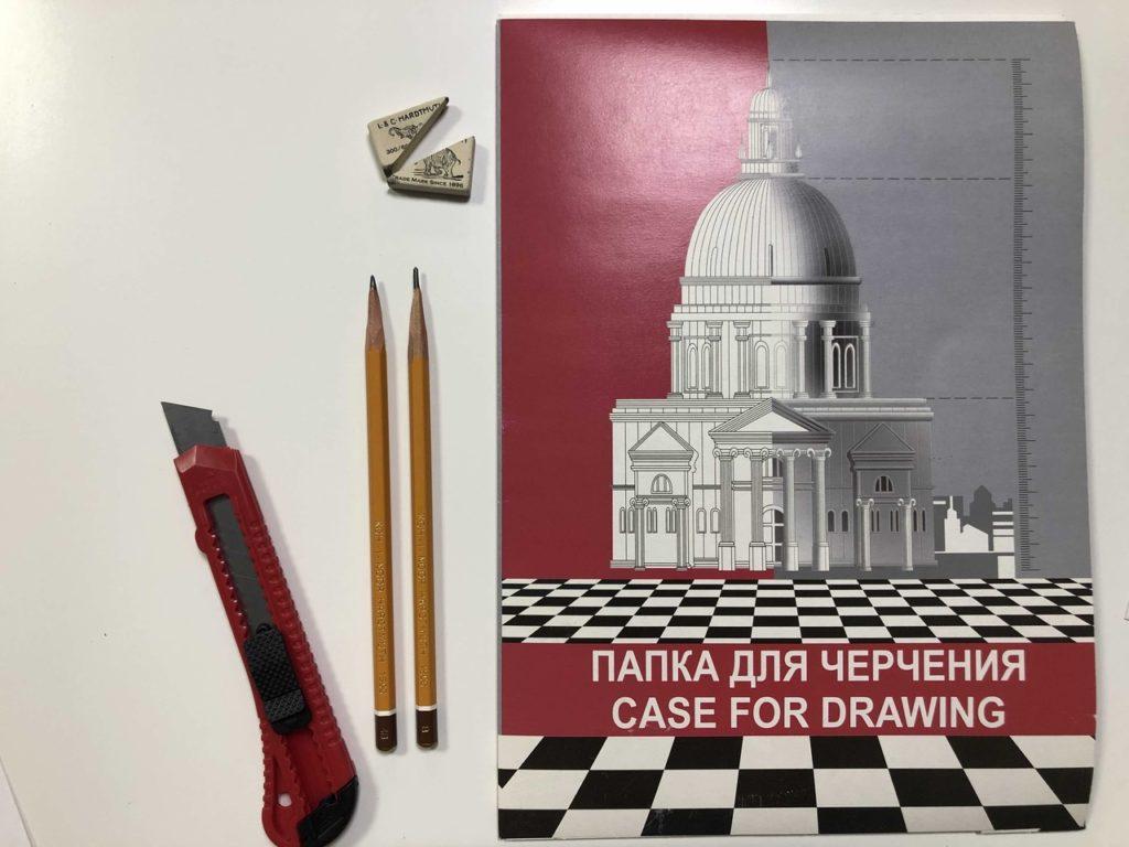 Как нарисовать улитку карандашом поэтапно - инвентарь - фото