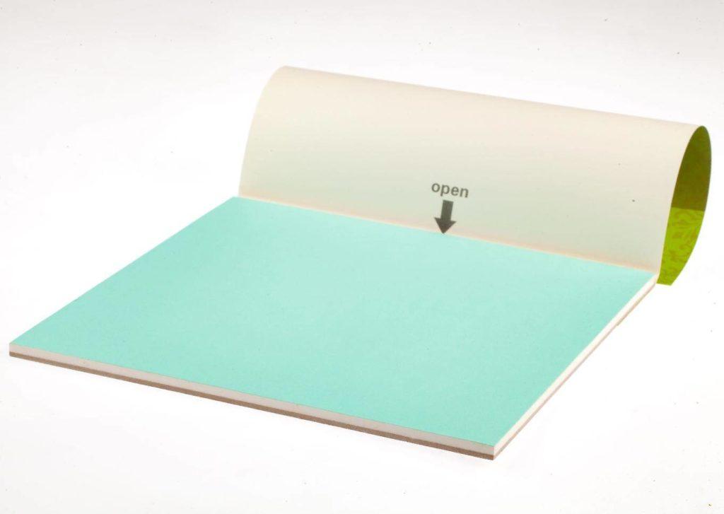 Какая акварельная бумага лучше - бумага в виде склейки- фото