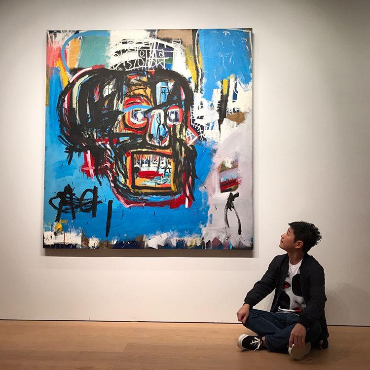Научиться разбираться в искусстве живописи - Японский коллекционер, Юсаку Маедзава - фото