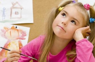 Как научить ребенка рисовать - фото