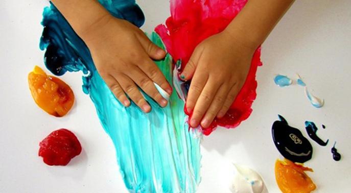 Как научить ребенка рисовать - что нужно для рисования - фото