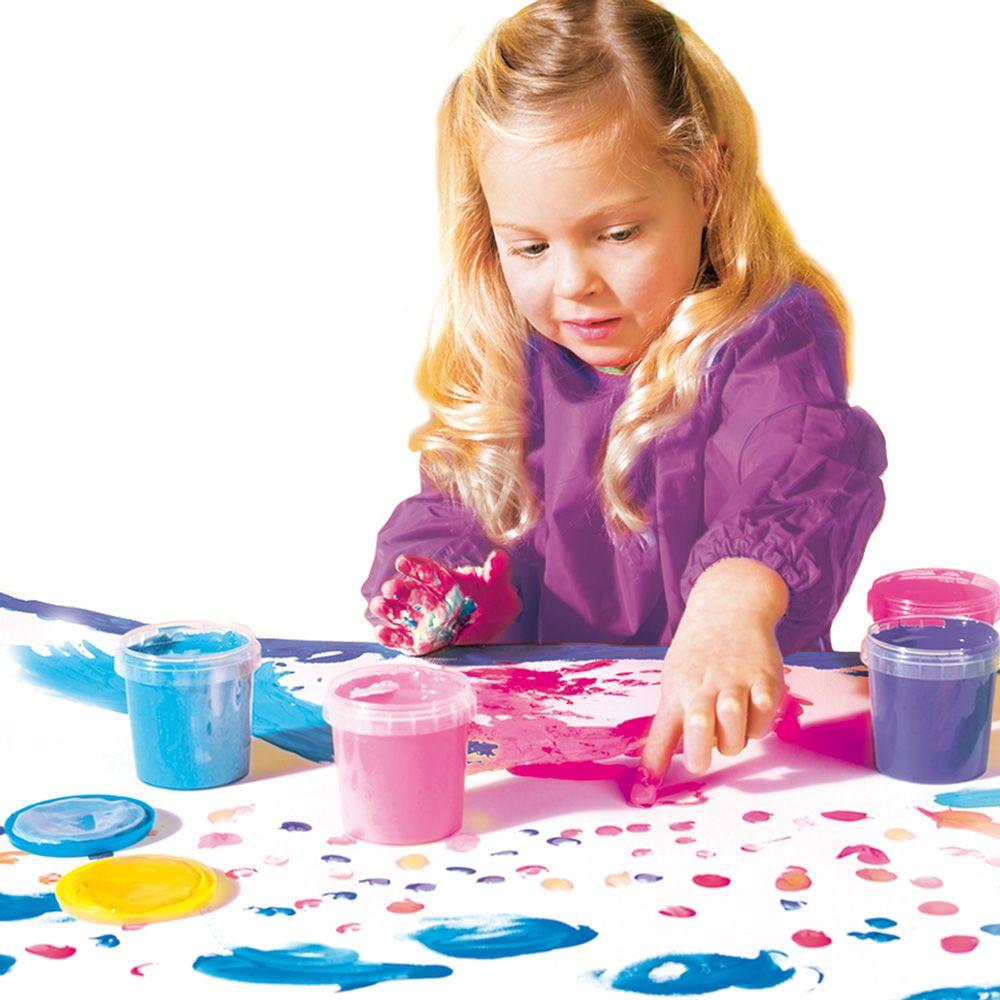 Как научить ребенка рисовать - особенности обучения - фото