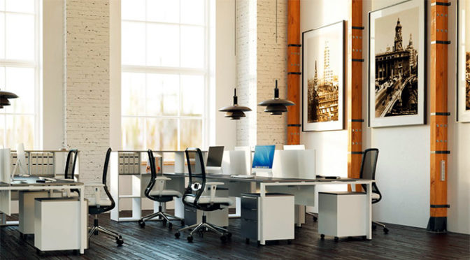 Какую картину повесить в офисе - архитектура - фото