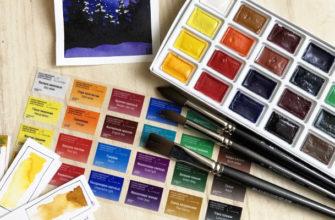 Как хранить акварельные краски - фото