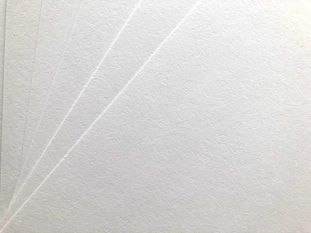 Как рисовать акварельными карандашами - бумага для акварели - фото