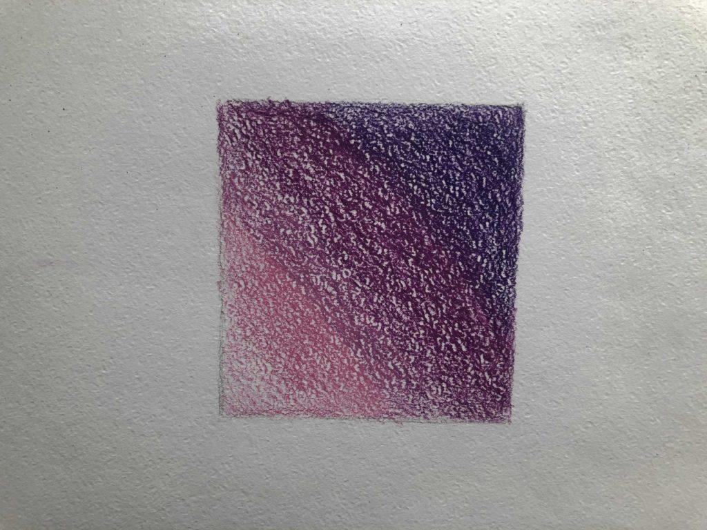 Как рисовать акварельными карандашами - раскрашивание - фото