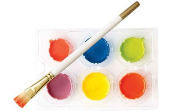 Как приготовить акварельные краски дома - фото