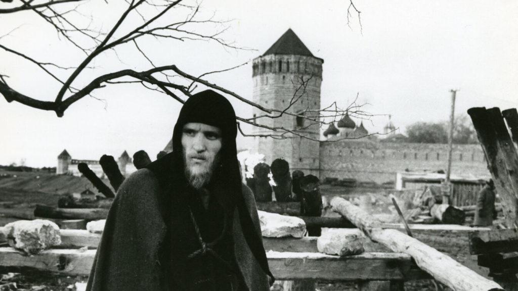 Фильмы про художников и искусство - «Андрей Рублев», 1969