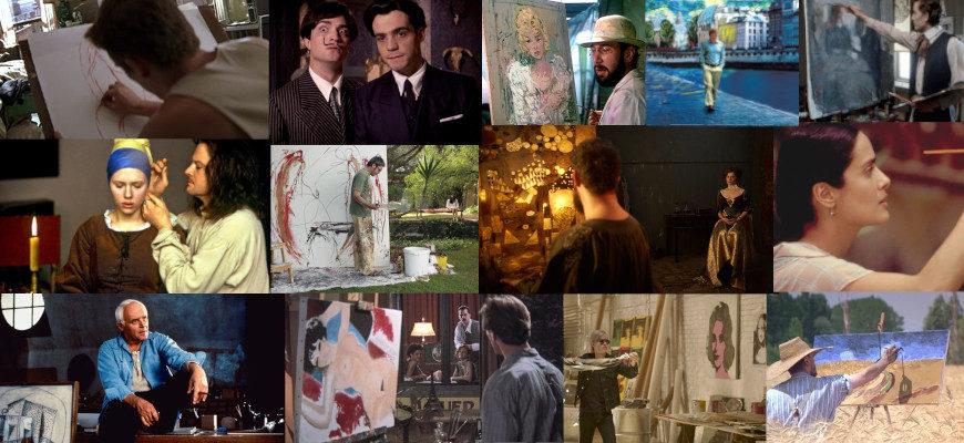 19 фильмов про художников и искусство - фото