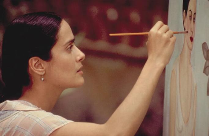 Фильмы про художников и искусство - «Фрида», 2002