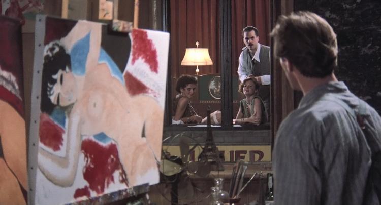 Фильмы про художников и искусство - «Модернисты», 1988