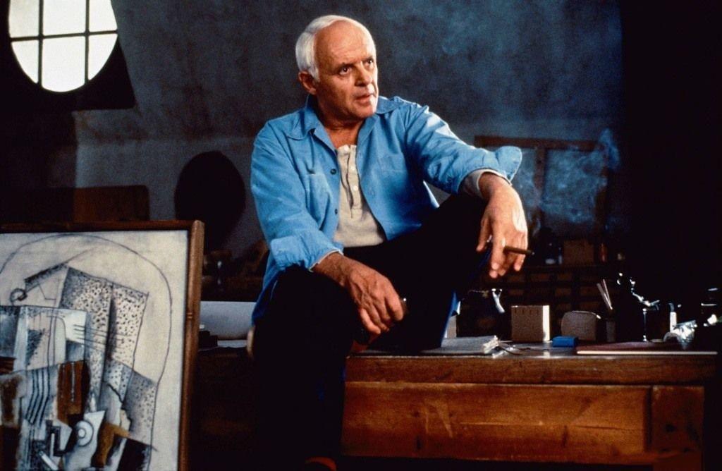Фильмы про художников и искусство - «Прожить жизнь с Пикассо», 1996