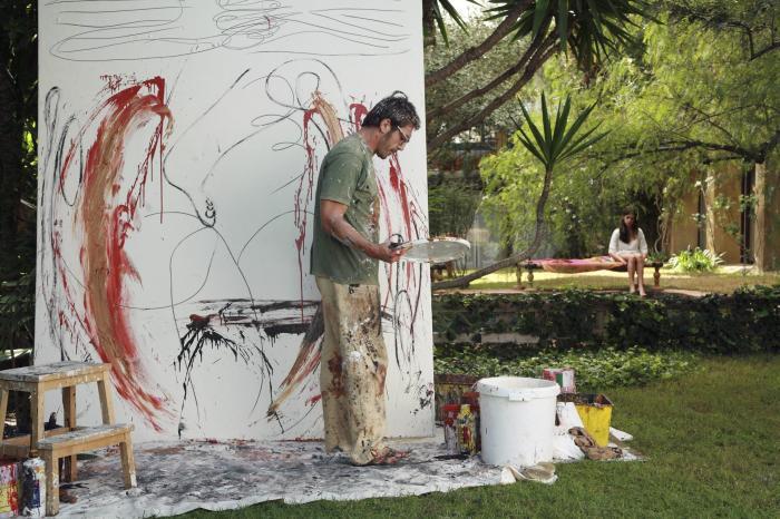Фильмы про художников и искусство - «Вики, Кристина, Барселона» 2008