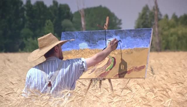 Фильмы про художников и искусство - «Винсент и Тео», 1990