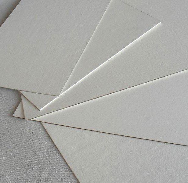 На чем можно рисовать гуашью - картон - фото