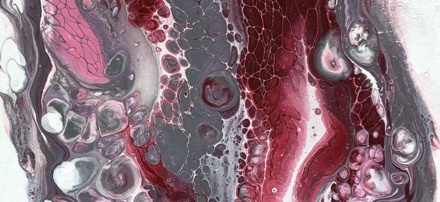 Как выбрать жидкий силикон для флюид-арт - фото