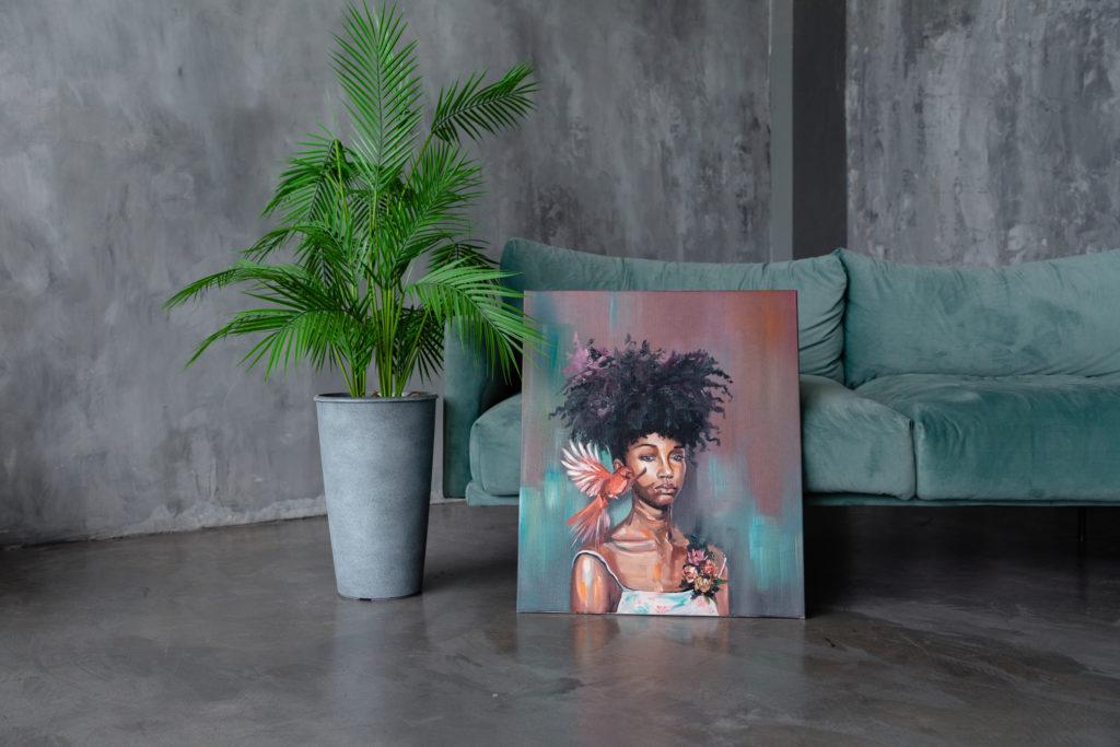 Какие картины продаются лучше - портреты - фото
