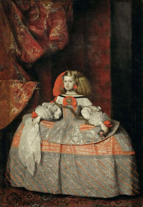 Серый цвет в живописи Диего Веласкес - фото
